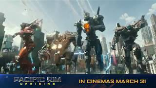 The time has come to rise up. #PacificRimUprisingPH