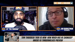 Why Tom Thibodeau Was Fired From The Timberwolves \u0026 Leon Rose Holds The Key To Success In NY!