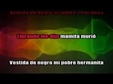 MAMITA QUERIDA con letra MANOLO ALFARO by LAS-PRODUCCIONES Chile