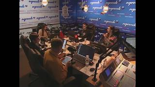 """Мария Сорока в марафоне """"Война и мир"""" на радио """"Маяк"""""""