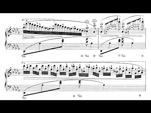 Chopin: Berceuse in D-flat major, Op.57 (Michelangeli, Rubinstein, Moravec, Ashkenazy, Pollini)