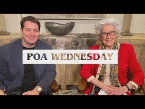 POA Wednesday – Vesta Mangun