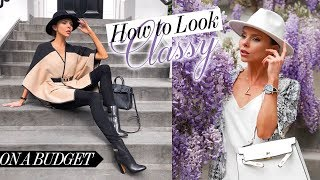 HOW TO LOOK EXPENSIVE // The Luxury Look For Less // Shein Haul & Try On