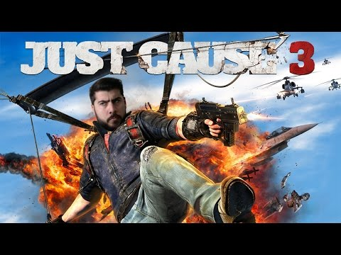 Acción frenética y mas explosiones con JUST CAUSE 3