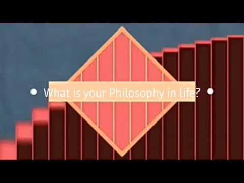 What is your Philosophy in Life (Group 7)