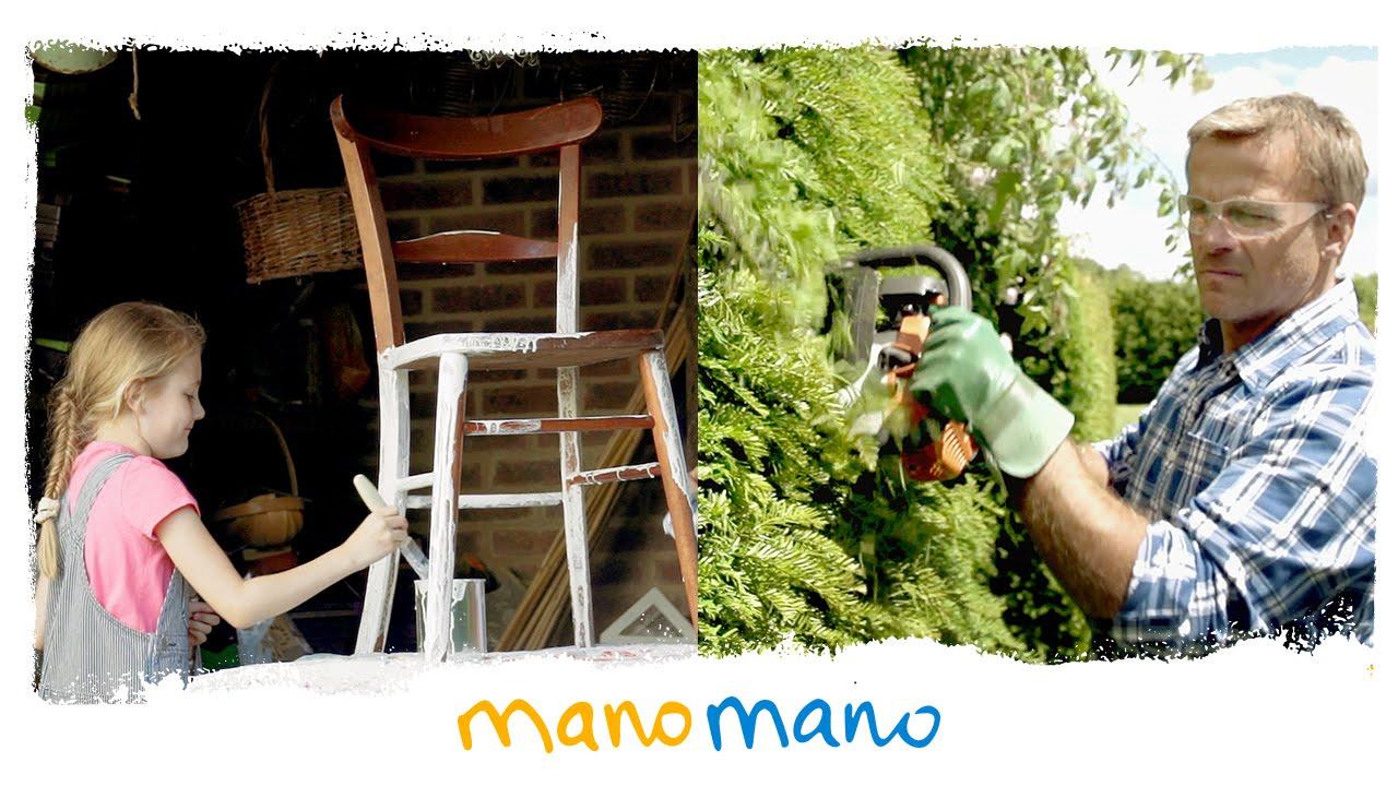 Manomano Bricolage Et Jardinage Manomano Fr Youtube