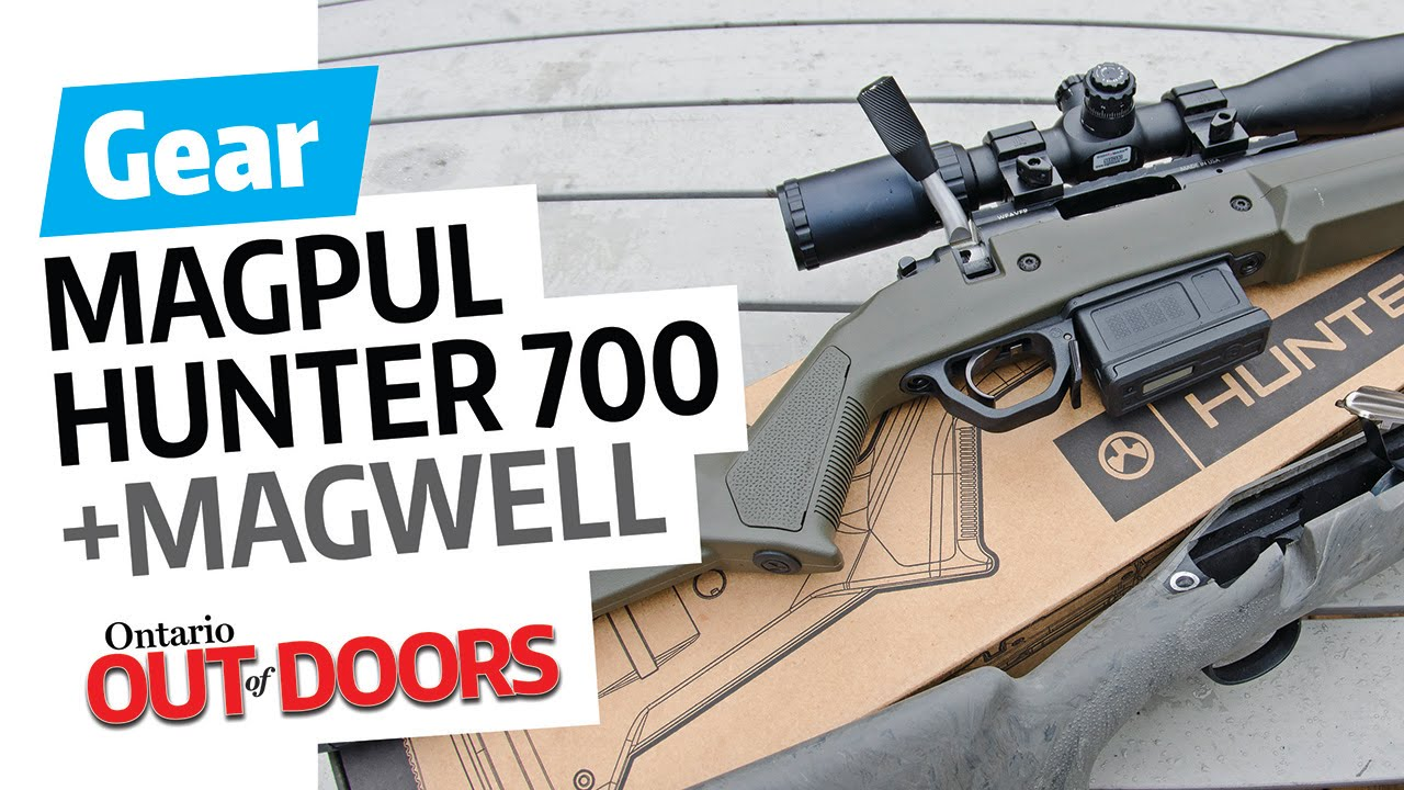 Unboxing the Magpul Hunter 700