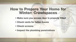 Prepare Your Home For Winter - HomeTeam Pest Defense