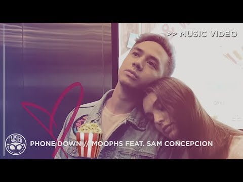 Moophs - Phone Down (feat. Sam Concepcion) [Official Music Video]