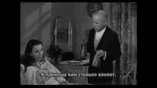 "Мотивирующий диалог из фильма ""Огни рампы"" Чаплина /Chaplins dialogue from the film ""Limelight"""
