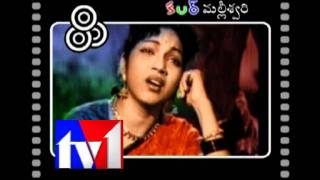 NTR MALLESWARI SONG IN COLOUR_TV1