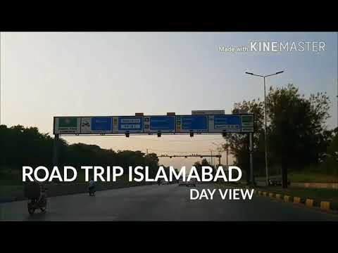 #Islamabad Road Trip Part-1
