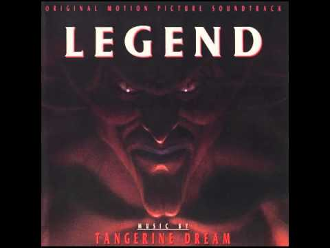 Tangerine Dream Theme Score   Legend 1985