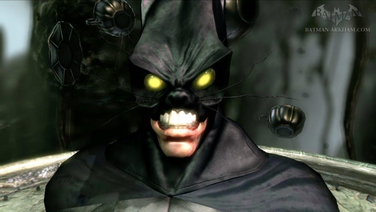 Mad Hatter Batman Arkham City