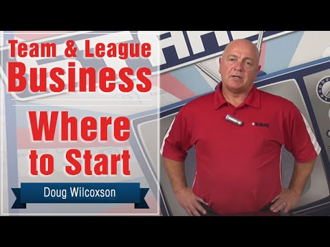 Team And League Business: Where To Start
