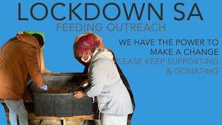 Lockdown SA Feeding Outreach - COVID-19 Lockdown 12/06/2020