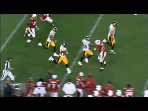 169c3fabc01 Super Bowl XLIII - James Harrison 100 yard interception return (good  quality)