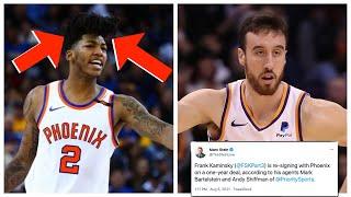 Phoenix Suns To Sign Elfrid Payton, Resign Frank Kaminsky & MORE! #Suns