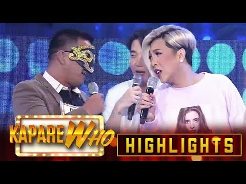 Vice Gets Provoked By Deliver Lover Boy's Way Of Talking | It's Showtime KapareWho