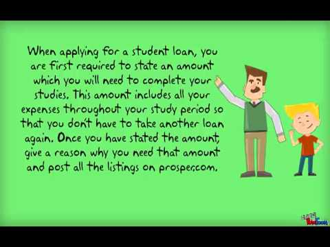 how to get peer to peer student loan