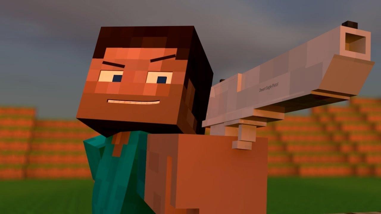 Epic Anime Wallpaper Weekdays Of Steve Episode 4 Epic Series Minecraft