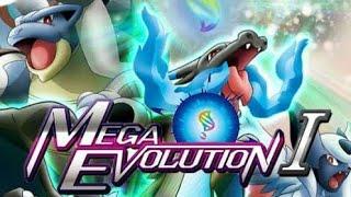 novo jogo Pokémon mega evolução  apk para Android