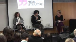 Festival Neue Literatur: Literary Brunch - Welcome & Maja Haderlap