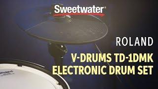 Roland V-Drums TD-1DMK Electronic Drum Set Review