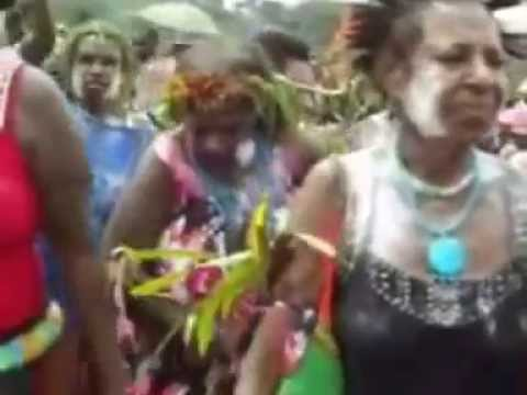 PNG Local Music Helgas Band