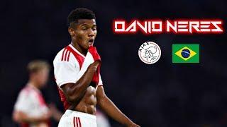 David Neres 2018-2019 - Crazy Skills Show - Ajax