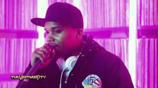 Charles Hamilton freestyle - Westwood Crib Session