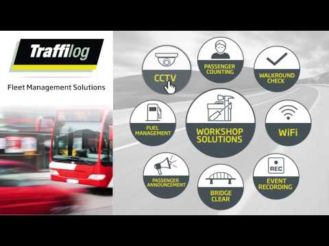 Traffilog Fleet management Solutions - Public transportation