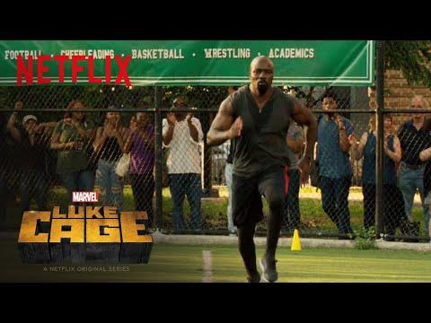 Marvel's Luke Cage  : The  Off  Netflix