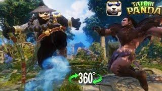 Taichi Panda  360 VR  Videos