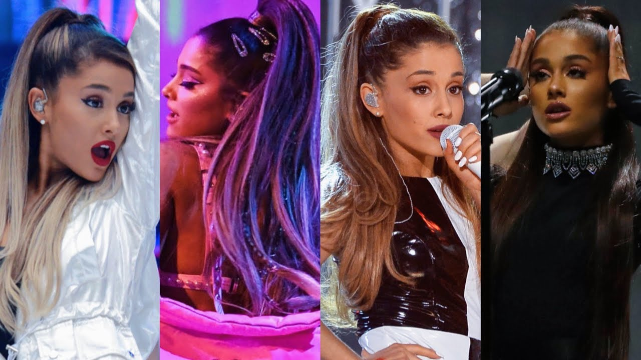 Buzzffed Best Of Ariana Grande: Ariana Grande's Top 10 Most Performed Songs