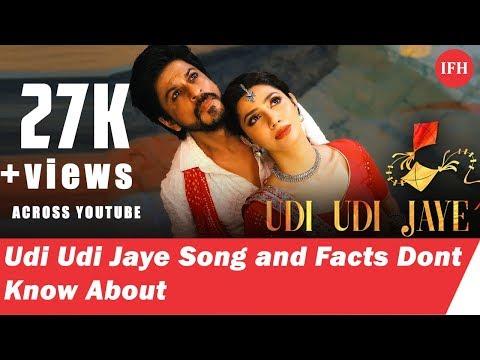 Udi Udi Jaye   Shahrukh Khan, Mahira Khan   Raees 2017   Full Song L Sukhwinder Singh L Bhoomi