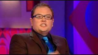 Alan Carr on Jonathan Ross 2008.01.25 (part 1)
