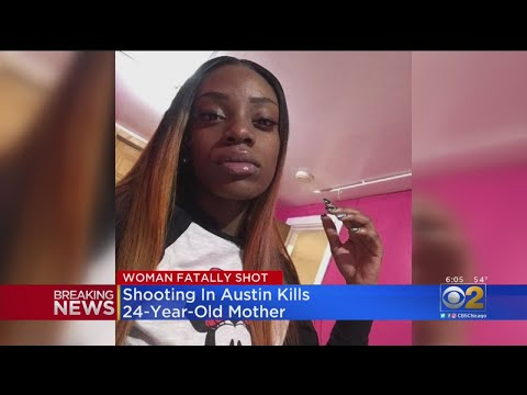 Kydd Joe - 24-Year-Old Woman Holding Baby Fatally Shot