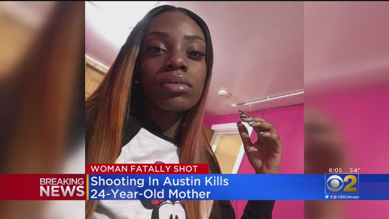 7270dcd723 24-Year-Old Woman Holding Baby Fatally Shot On West Side - YouTube