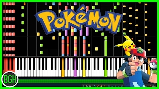 impossible remix pokémon theme
