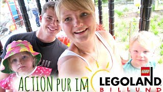Emils GROßER WUNSCH geht in Erfüllung! | Legoland Familienausflug