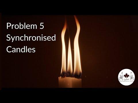 Synchronised Candles IYPT