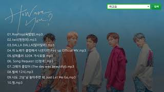멜론 2019년2월 4주차 TOP 10