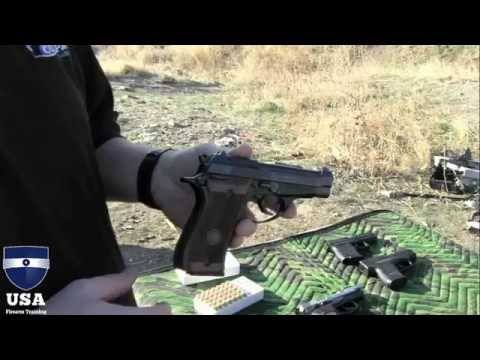 Beretta 87 Cheetah .22 LR Review