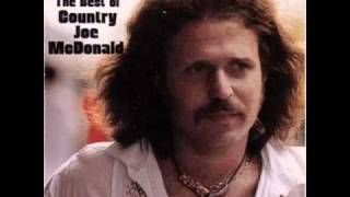 Country Joe Mc Donald - save the wales