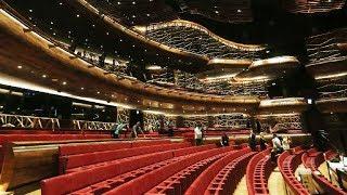 Dubai Opera Tour 2018. Dubai Opera Review 2018. Dubai Vlog 2018. Opera Concert in Dubai 2018