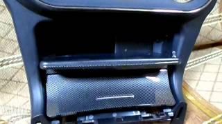 Консоль кондиционера Лансер 10 Lancer X