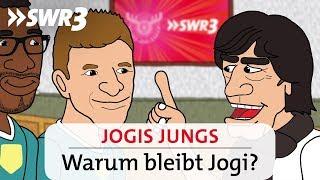 Jogis Jungs – Jogi macht weiter!