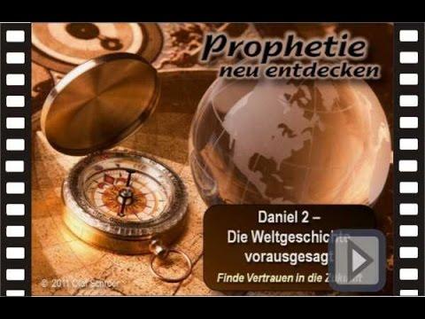 Die Weltgeschichte vorausgesagt: Daniel 2 (Olaf Schröer)