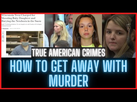 "|NEWS| ""True American Crimes"""